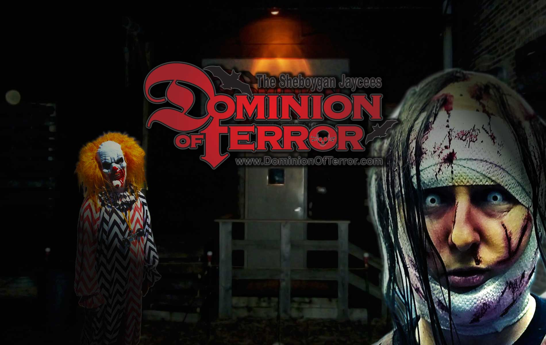 Dominion of Terror Home Page Image